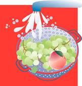 Washing-Fruit