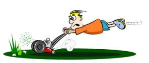 cartoon-runaway-lawnmower-38156132