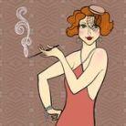 redhead-flapper-girl-vector-illustration-image-retro-costume-party-invitation-vintage-postcard-art-deco-poster-mafia-31862838